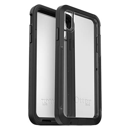 sports shoes 2d7bd 97b36 Otter-Box Pursuit Series Case for iPhone Xs Max Black/Clear