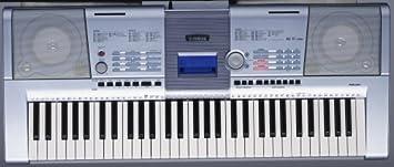 Yamaha PSR-295 Teclado: Amazon.es: Electrónica