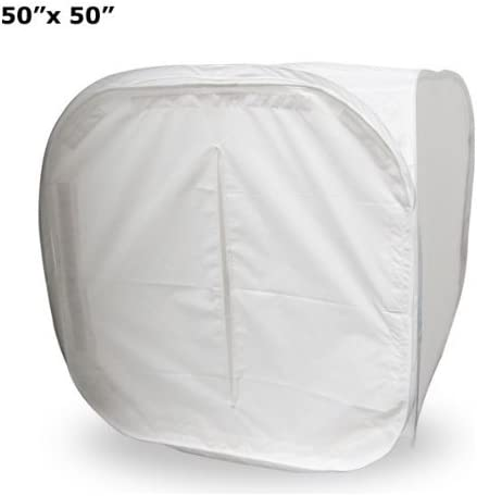 x LimoStudio 50 Photo Studio Photography Softbox Light Tent Cube Soft Box AGG1011-E 1