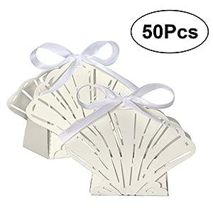 41HX6nnembL._SS300_ Seashell Wedding Favors & Starfish Wedding Favors