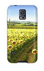 New Arrival Mary David Proctor Hard Case For Galaxy S5 (MCsqNmy637irAjj)