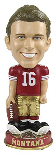 FOCO Joe Montana SAN Francisco 49RS Knucklehead Bobble