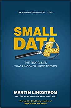 :UPD: Small Data: The Tiny Clues That Uncover Huge Trends. cumplir Delta datos Peter autobus DURING jornada debate