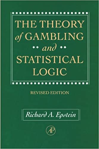 The theory of gambling and statistical logic amazon red garter casino wendover