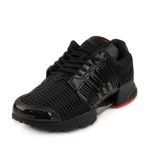 adidas Mens Clima Cool 1 Shoe Gallery Black/Red Leather Size 12