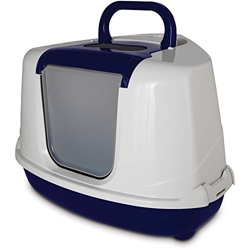 So Phresh Corner Privacy Hood & Cat Litter Pan, 22