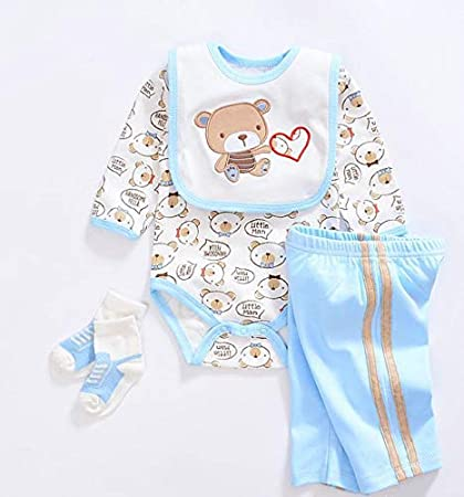 New Reborn Doll Clothing Suit For 20-22 inch Baby Dolls Boy Outfit Clothes