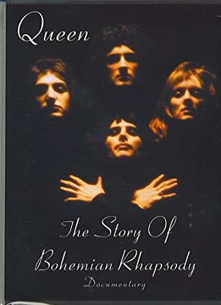 Amazon com: Queen: The Story of Bohemian Rhapsody