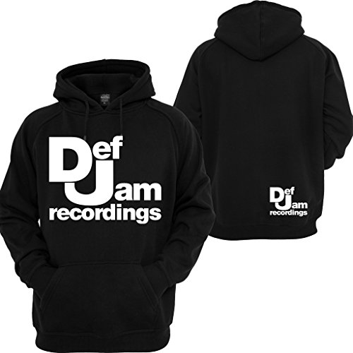 Custom Teez Def Jam Recordings Hoodie Dreamville Born Sinner J Cole Rap Hip Hop Sweatshirt