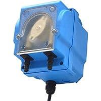 Bomba dosificadora peristáltica con alcance ajustable para dosificación líquidos Modelo mp2-r – 20 L/H 20 – 260 VAC…