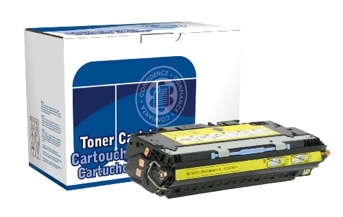 Dataproducts DPC3700Y Remanufactured Toner Cartridge Replacement for HP Q2682A (Yellow)