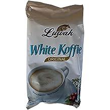 Kopi Luwak White Koffie Original (3 in 1) Instant Coffee 10-ct, 200 Gram