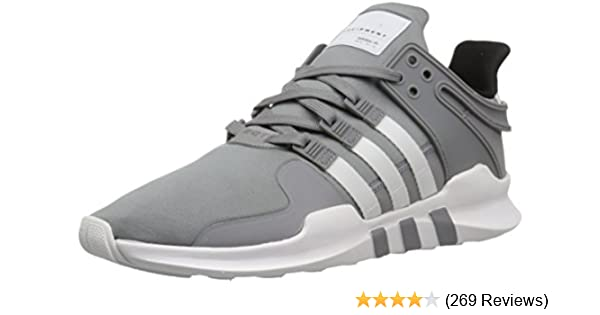 buy online 75375 95d54 ... italy amazon adidas mens eqt support adv fashion sneaker road running  1d61e 9bd0b