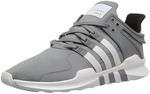 adidas Mens Eqt Support Adv Fashion Sneaker,grey/white/black,9.5 M US