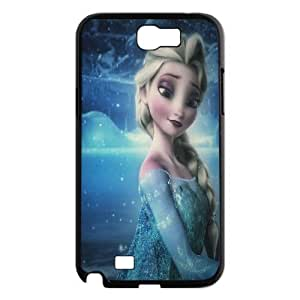 Disney Frozen Quotes Soft Rubber(TPU) Phone Case & Cover For Samsung Galaxy Note 2 Case FNWT-L868546