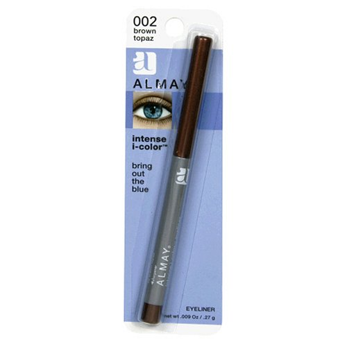 - Almay Intense i-Color Eyeliner, Brown Topaz