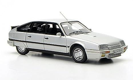 Citroen CX GTi Turbo 2, plateado, limitado Edición 300 StÃŒck , 1986, Modelo de Auto, modello completo, Neo Limitado 300 1:43: Amazon.es: Juguetes y juegos