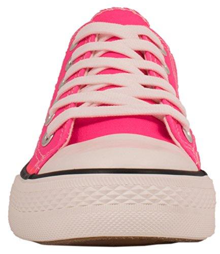 Unisexe F Unisex Baskets De Sneaker Bequeme Elara Sportschuhe Tv0WznW