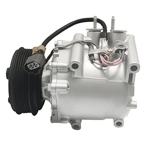 RYC Remanufactured AC Compressor and A/C Clutch GG613 (2002-2005 Only)