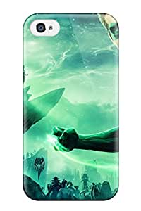 9172748K41990107 New Green Lantern Tpu Case Cover, Anti-scratch JeremyRussellVargas Phone Case For Iphone 4/4s