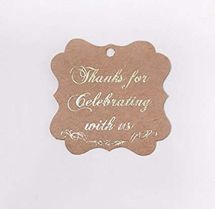 98a9e634e46f Image Unavailable. Image not available for. Color  Fancy Frame Gift Tags