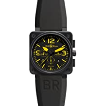 Bell & Ross BR 01-94 Automatic Watch Br01-94 Yellow