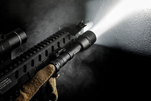 SureFire M600IB Scout Light with IntelliBeam Technology, Includes Z68 click-type tailcap pushbutton switch by SureFire (Image #2)