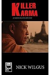 Killer Karma: A Father Ananda Mystery Paperback