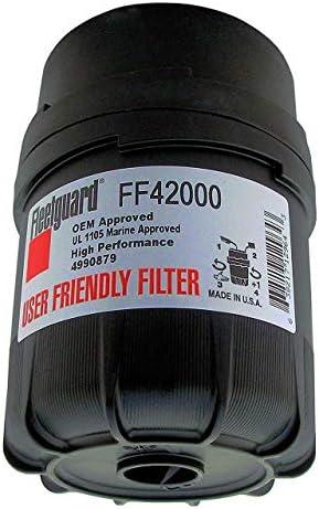 FLEETGUARD FF42000 FUEL FILTER USER FRIENDLY I.W BF788