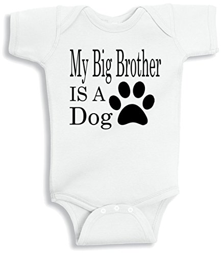 Lil Shirts Brother Baby Bodysuit product image