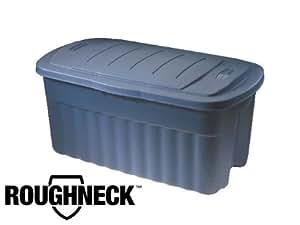 roughtote jumbo storage box set of 8 home improvement. Black Bedroom Furniture Sets. Home Design Ideas