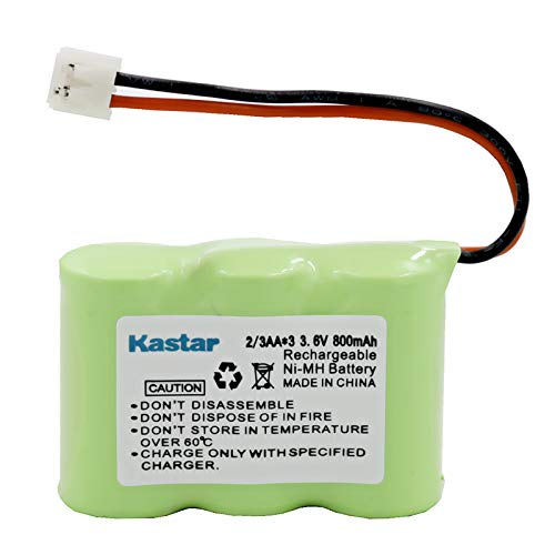 AT&T-Lucent 2422 Cordless Phone Battery Replacement for 3-1/2AA w/JST Battery - 3.6V - Batteries Lucent Phone Cordless