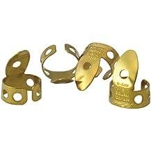 National NP-2B-4PK Finger Picks - Brass - 4 Pack
