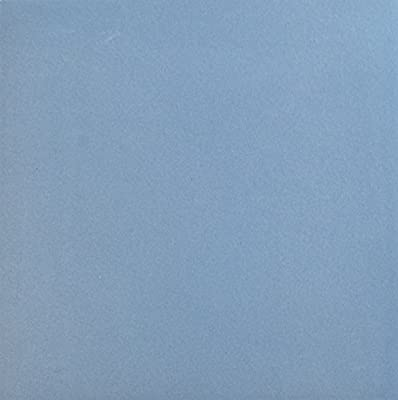8X8 Baby Blue Matte Porcelain Stoneware Tile Bathroom Kitchen Entryway