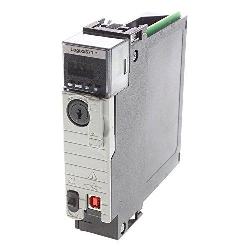 (Allen Bradley 1756-L71 Ser B ControlLogix 5571 Processor CPU PLC)