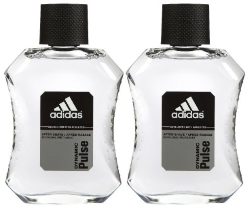 Adidas Action 3 After Shave, Dynamic Pulse - 3.4 oz - 2 pk