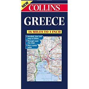 Greece Road Map (Mar 6, 2000)