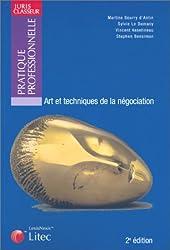 Arts et Techniques de la négociation