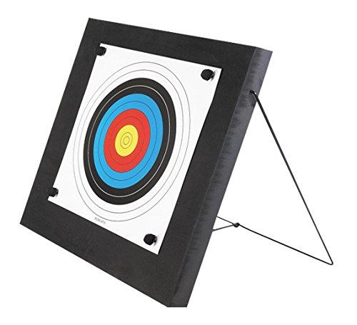 Bogenzentrale24.de 8184 - Dianas de tiro con arco, color negro, talla 60x60
