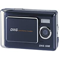 DXG 538B 5MP Digital Camera (Black)