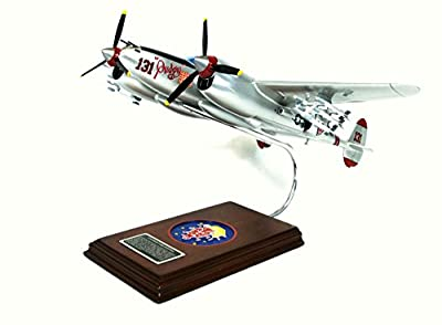 "Mastercraft Collection P-38J Lightning ""Pudgy"" Model Scale:1/32"