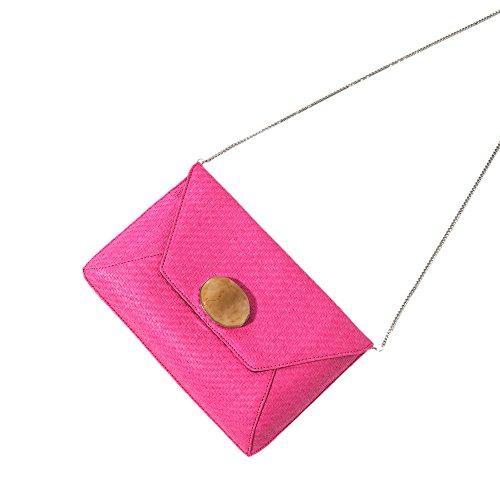 Party Roche Parfois Parfois Women Pink Party Clutch Roche Pink Party Women Clutch Women Clutch Parfois Roche SA4wUnTq1