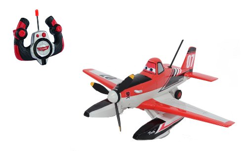 Dickie-Spielzeug 203089678 - Disney Planes 2 RC Fire and Rescue Dusty