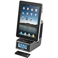 iHome iD37GZC 30-Pin iPod/iPhone/iPad Alarm Clock Speaker Dock