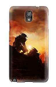 High Quality Guild Wars Case For Galaxy Note 3 / Perfect Case