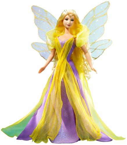 (Barbie Fairytopia Enchantress Silver Label Collector)