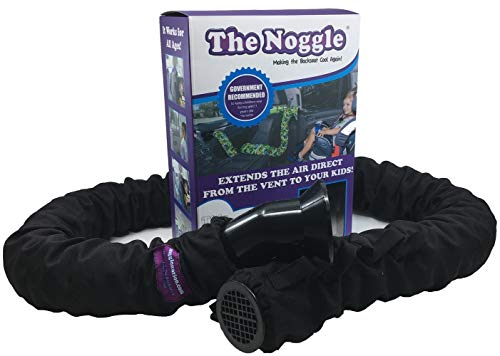 Best Prices! The Noggle - Making the Backseat Cool Again - Vehicle Air Conditioning System to Keep Y...
