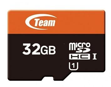 Team Group Micro SD 2 GB con adaptador SD tarjeta de memoria 32 GB Class 10 UHS-I Grade 1