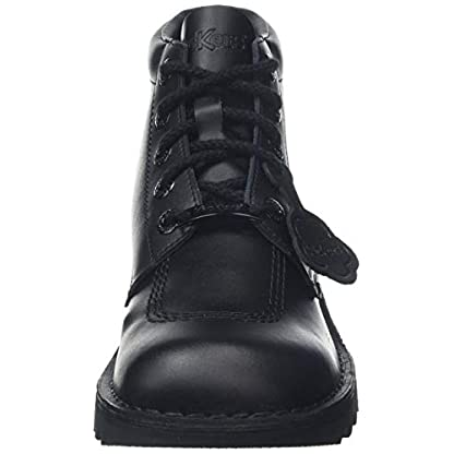 Kickers Boys' Kick Hi Luxe Classic Ankle Boots 2