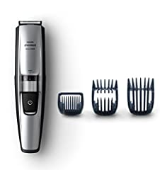 This Philips Norelco Beard and Hair trimmer Series 5100 is engineered for an effortless even trim to achieve exactly the 3-day stubble, short beard or long beard look you want. Our new integrated hair lift comb lifts and guides hairs into the...